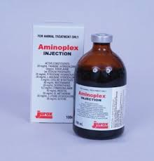 AMINOPLEX INJECTION 100ML