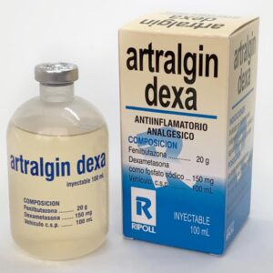 Artralgin Dexa Injectable 100Ml