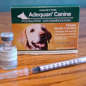 Adequan Canine 2 x 5ml vials