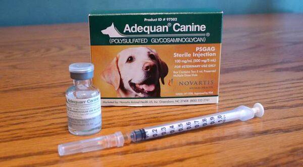 Adequan Canine 2 x 5ml vials