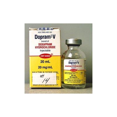 Buy DOXAPRAM V INJECTION