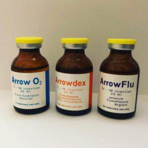 Arrowdex Arrowflu ArrowO2