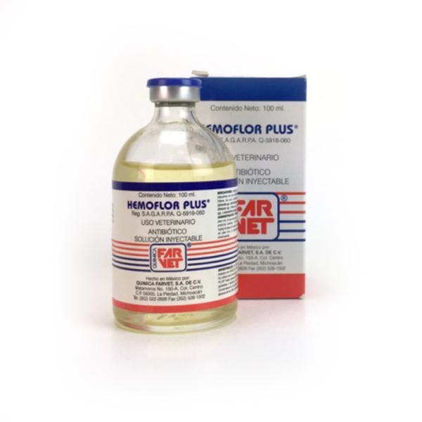 Hemoflor Plus