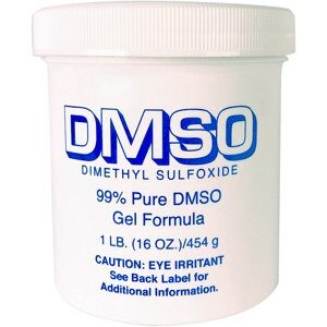 DMSO Gel 99%, 16 oz