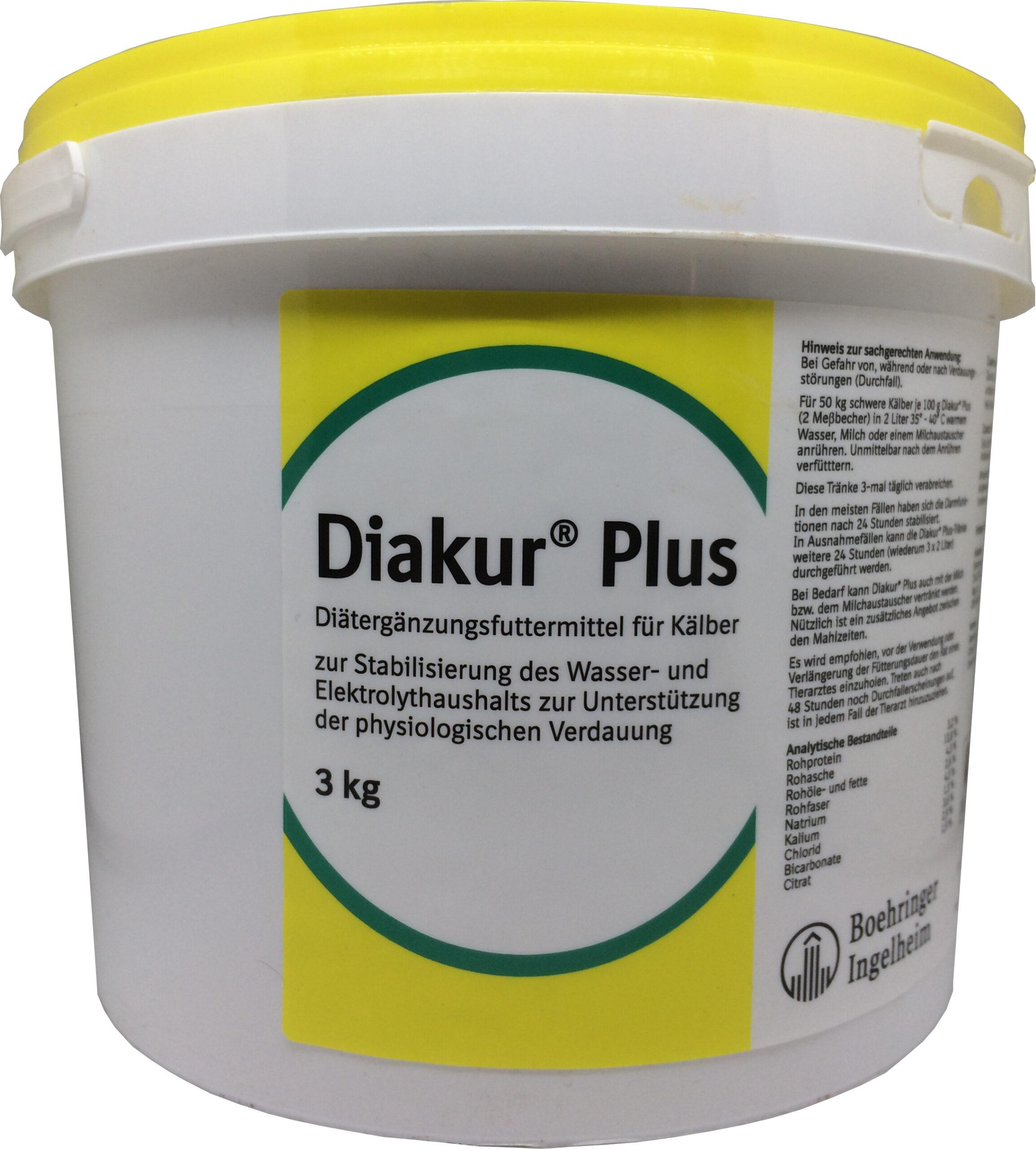 DIAKUR PLUS 3KG