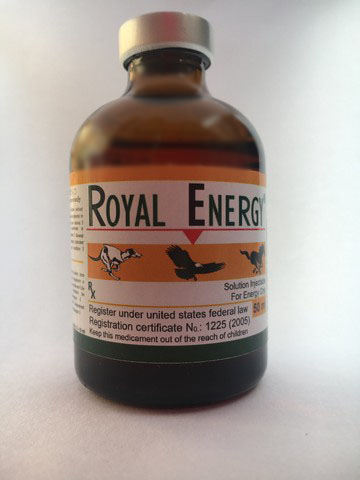 ROYAL ENERGY – 50 ML