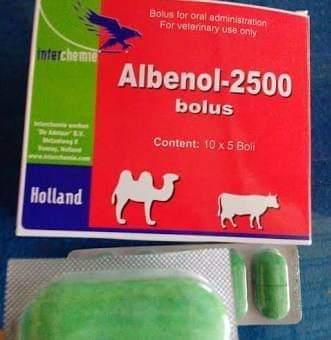 ALBENOL 2500