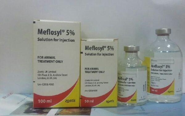 MEFLOSYL 5% INJ
