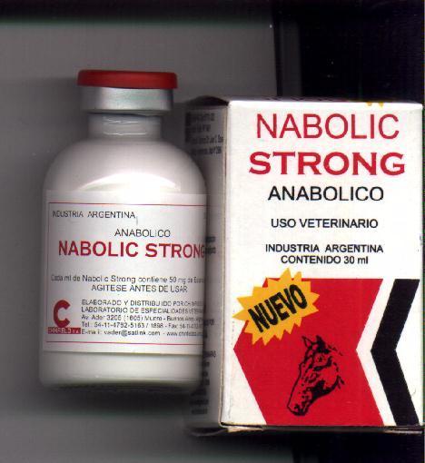 Nabolic Strong