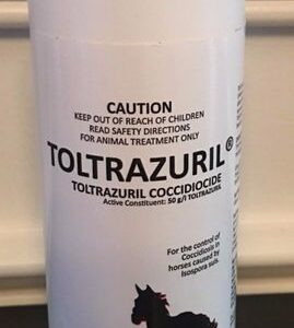TOLTRAZURIL Oral Suspension 5%