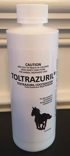 TOLTRAZURIL Oral Suspension 5%