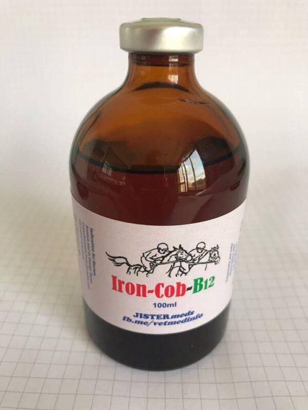 Iron-Cob-B12 100ml